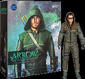 Arrow - Green Arrow (Season 7) Deluxe 1/8th Scale Action Figure