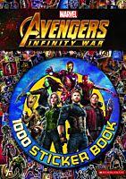 Avengers 3: Infinity War - 1000 Sticker Book Paperback