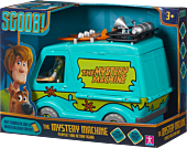 """Scoob! - The Mystery Machine with Shaggy 5"""" Action Figure Playset"""
