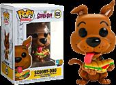 Scooby-Doo - Scooby-Doo with Sandwich Funko Pop! Vinyl Figure
