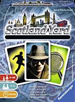 Scotland Yard - Card Game