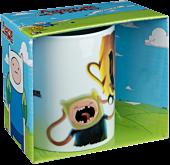 Adventure Time - No-one Can Hear You Scream Coffee Mug