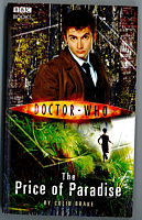 Doctor Who - The Price of Paradise Book