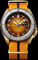 Naruto - Naruto & Boruto Limited Edition Naruto Uzumaki Seiko 5 Sports Automatic Watch (One Size)