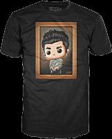 Seinfeld - The Kramer Pop! Tees Unisex Black T-Shirt