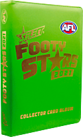 AFL Football - 2021 Select Footy Stars Album