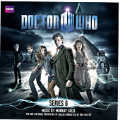 Doctor Who - Series 6 Original TV Soundtrack CD (Double Disc) Music by Murray Gold