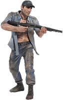 "The Walking Dead - TV Series - Shane Walsh 5"" Action Figure"