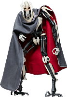 Star Wars Episode III: Revenge of the Sith - General Grievous 1/6th Scale Action Figure