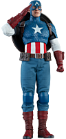 Captain America - Captain America 1/6th Scale Action Figure
