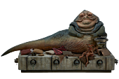 Star Wars - Jabba the Hutt and Throne Deluxe 1/6th Scale Action Figure