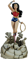 """Justice League: The Animated Series - Wonder Woman 20"""" Statue"""