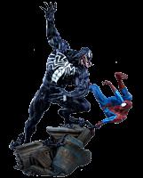 "Spider-Man - Spider-Man vs Venom 22"" Maquette Statue"