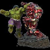 "The Avengers - Hulk vs Hulkbuster 19"" Maquette Statue"