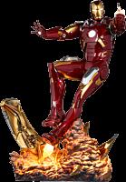 "The Avengers - Iron Man Mark VII (7) 21"" Maquette Statue"