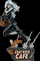 "Spider-Man - Black Cat Mark Brooks Artist Series 16"" Statue"