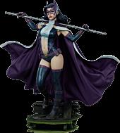 Batman - Huntress Premium Format Statue