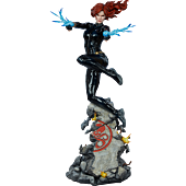 The Avengers - Black Widow Premium Format Statue