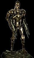 Terminator - T2 T-800 Endoskeleton Ver 2 Life-Size Replica 1
