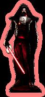 Star Wars - The Old Republic - Darth Malgus 1:1 Scale Life-Size Figure