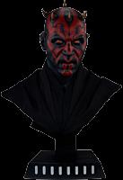 Star Wars Episode I: The Phantom Menace - Darth Maul 1:1 Scale Life-Size Bust