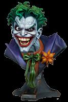 Batman - Joker 1:1 Scale Life-Size Bust