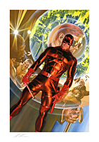 Daredevil - Daredevil: Man Without Fear Fine Art Print by Alex Ross (RS)
