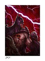 Batman - Batman: World's Greatest Detective Fine Art Print by Mate Jako