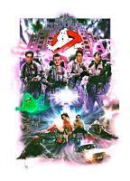 Ghostbusters - Ghostbusters Fine Art Print by Paul Shipper