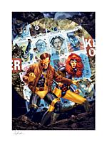X-Men - X-Men #7 Fine Art Print by Jay Anacleto