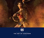 DC Comics - Collecting the Multiverse: The Art of Sideshow Hardcover Book