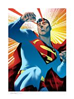 Superman - Superman: Action Comics Fine Art Print by Francis Manapul
