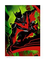 Batman - Batman Beyond #37 Fine Art Print by Francis Manapul