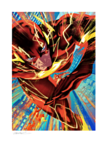 The Flash - The Flash #750 Fine Art Print by Francis Manapul