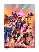X-Men - X-Men: Children of the Atom Fine Art Print by Felipe Massafera