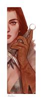 Red Sonja - Vampirella & Red Sonja: Red Sonja Fine Art Print by Ben Oliver