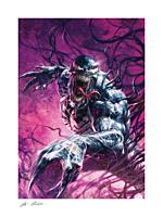 Spider-Man - Venom #35 200th Issue Anniversary Fine Art Print by Marco Mastrazzo