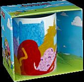 Adventure Time - Silhouettes Coffee Mug