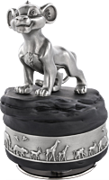 "The Lion King - Simba 4.5"" Pewter Music Carousel 