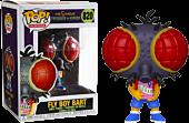 The Simpsons - Bart Simpson as Fly Funko Pop! Vinyl Figure.