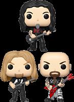 Slayer - Show No Mercy Funko Pop! Vinyl Bundle (Set of 3).