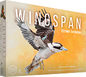 Wingspan - Oceania Expansion Board Game