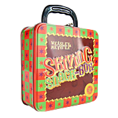 Harry Potter - Skiving Embossed Tin Tote Lunch Box | Popcultcha