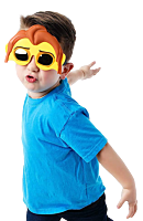The Lion King - Simba Sun-Staches Sunglasses (One Size)
