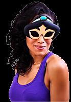 Disney Princess -  Jasmine Sun-Staches Sunglasses (One Size)