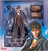 Fantastic Beasts 2: The Crimes of Grindelwald - Newt Scamander 1/12th Scale Action Figure