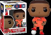Football (Soccer) - Kylian Mbappé Paris Saint-Germain Away Jersey Funko Pop! Vinyl Figure