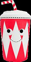 """Yummy World - Soda Pop Saul 24"""" XL Plush by Heidi Kenney"""