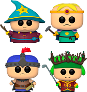 South Park : The Stick Of Truth - Stick These Up Your Pop! Vinyl Bundle (Set of 4)