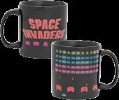 Space Invaders - Heat Changing Ceramic Mug